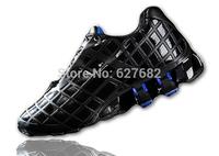 New 2014 6V Fashion Spring Sport Athletic Genuine Leather Running Men's Shoes International Brands Warm Winter Jogging 40-46