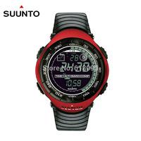 SUUNTO VECTOR Red Original Mountaineer Sports Watch Altimeter Compass Waterproof +Shock Resistant Shock