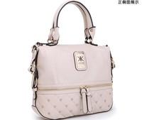 10pcs FREE DHL  Fashion 2013 kardashian kollection brand black chain women's handbag shoulder bag big bag