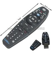 Custom TV Remote Control Shape USB Flash Memory Stick Thumb Drive U Disk 1GB/2GB/4GB/8GB/16GB