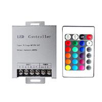 360W High Power 24 keys IR remote controller for LED RGB strips / modules YSL-212I Free shipping