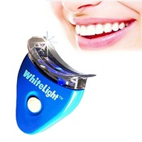Dental Tooth Teeth Cleaner Whitening Whitener System Whitelight Kit Set Free Shipping # M01029