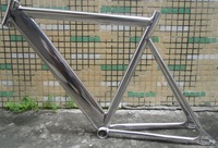 Single Speed Polish Silver Frame/Mirror Silver Frame