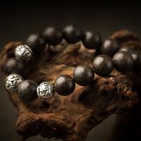 High Quality Wholesale bangle 14 mm natural precious stone charming fashion Nephrite bracelet the Buddha Jades Identification