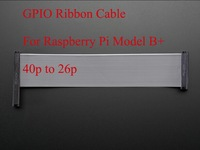 Downgrade GPIO Ribbon Cable for Raspberry Pi Model B+ Raspberry pi model b plus 40p to 26p (RP008)