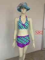 Two bikini split of swimwear two piece bikini Size m l XL