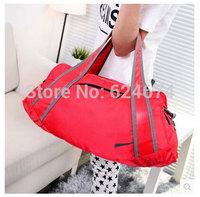 2014 New Hot Fashion Men And Women Travel Bag Duffle Bags Luggage Handbag 4 Colors Free Shipping