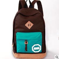 2014 new women backpack printing backpack school backpacks canvas backpack 002