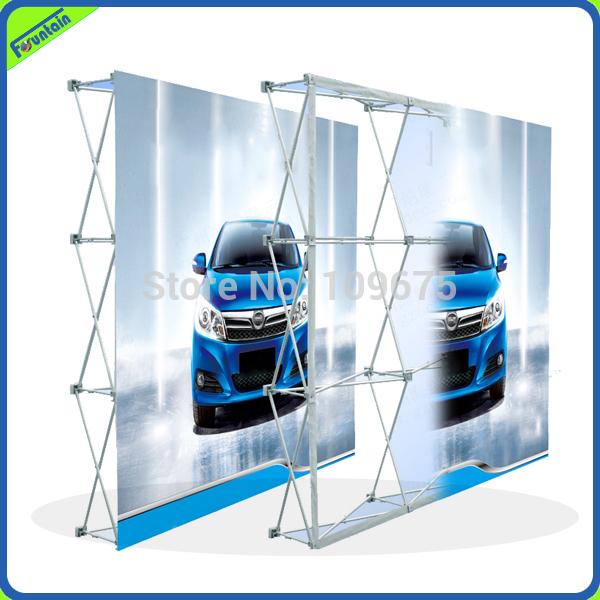 Trade Show Display, Fabric Display Rack, Pop Up Wall Display(China (Mainland))
