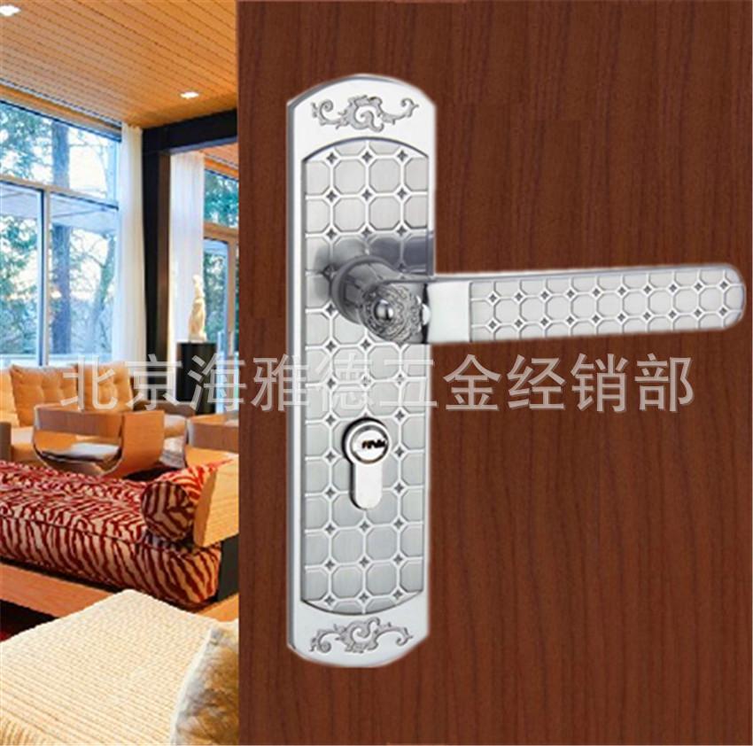 Interior door locks Parure + + Picture hinge Door Stopper Set(China (Mainland))