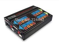 FREE SHIPPING Original EV-PEAKQ6AC Balance lipo charger AC/DC Quad Q6AC 50W*4  CHARGER for LiPo/Li-ion/NiMH/NiCd battery
