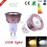 1X  Free Shipping  9W 12W 15W GU10 / E27 / MR16 / E14 / B22 warm /cold  white / Dimmable COB LED Spot Light LED Lamp Epistar