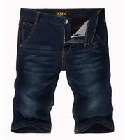 2014 New Summer Fashion Men's Short Jeans Trousers designer Jean Men  Free Shipping CJ008