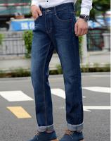 New 2014 Brand Jeans Men,Calca Masculina Warm Fashion Famous Designer Jeans Men's Denim Pants CJ0011