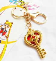 Sailor Moon Key Necklaces Key Chains New Anime Cosplay