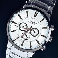 2014 CURREN Military Men And Elegant Fashion Brand Watches, Men's Sports Waterproof Watch, Quartz Watch, Free Shipping