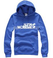 Thrasher   Alien Workshop skateboard  men and women Survetment moleton  brand hoodie  fleece crew neck sweater shirt