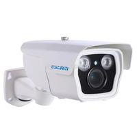 US PLUG ESCAM Q1039 ONVIF 1080P WIFI Mini 2.0 Megapixel HD Network 4X Zoom IR-Bullet Camera