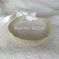 Bridal Pearl Headband Wedding Hair Accessories