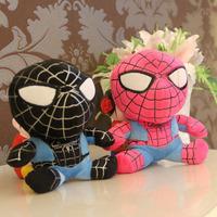 18CM Spiderman plush toys E042