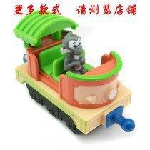 Chuggington train ( Monkey Carriage / Mtambo's Safari Carriage ) chuggington of metal the train (China (Mainland))