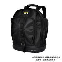 The new high-grade 1680D shoulders Belfast soled backpack PT-N051 (1680D) tool kit bag tool box bag