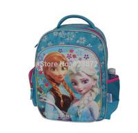 Free shipping New 2014 Hot Sell Mochila FROZEN Bag Original Frozen Backpack Book Bag Back Pack Children School Bags for Girls