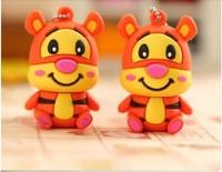 Little tiger U disk 64 g 16 and 32 g cartoon usb flash drive creative gifts