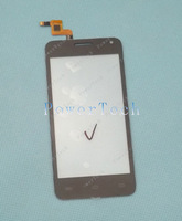 White/Black New Original 4.5inch A4500 Front Panel Touch Glass Lens Digitizer Screen FREE SHIPPING