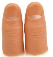 Fake Finger Magic Disapprear Best Thumb Tip-king Magic Tricks/Magie/Magia Free Shipping