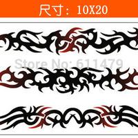 GJ75 (Minimum order $ 3,Can be mixed batch) Both men and women Madame Harajuku totem  Waterproof tattoo paste
