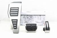 Volkswagen golf 7 MK7 metal pedals ((rest + brake + accelerator pedal)) three-piece DSG