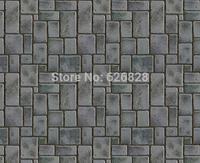 Model Wallpaper For Model Design Wood Floor Sidewall 11-61 Size :285*420mm