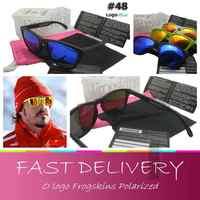 Free shipping,Brand O Frogskins polarized VR46 Signature sunglasses+original box,Fashion Retro glasses TR90 goggles glasses