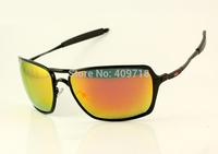 Brand Name Fashion Eyewear Men's/Women's Designer Inmate Metal Grey Sports Sunglass Grey Lens Polarized 65mm With Box