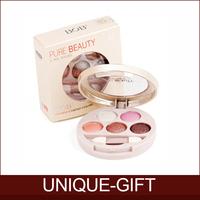 Rosalind New 2015 Professional Makeup Eyeshadow 5 Colors Eye Shadow Powder Metallic Shimmer BOB Warm Color Set Free Shipping