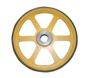 Escalator driver friction wheel 456*30