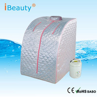 Steam Sauna TW-PS12 cost-efficient cabin stress relief overal health conditioning fat burning and body slimming portable room