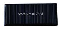 Free shipping diy solar panels. 5.5V 65maMonocrystalline solar panel.  Epoxy boards polycrystalline solar photovoltaic panels