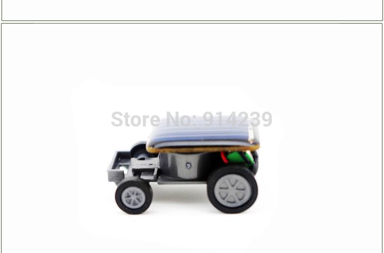 Free shipping 4pcs/lot ,Mini Car Solar Powered Toy Car Children Solar Toy Gift ,Freeshipping wholesale(China (Mainland))