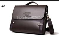 Free Shipping high imitation pu fashion men'smessenger bag  men bag bussiness shoulder bag  #3046