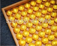 200pcs/lot 2007yr Chinese Mini Golden Tuo Tea Top Grade Bowl Puer Black Tea Compressed Tea Loss Weight Healthy Ripe Puerh Tea