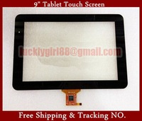 "New Prestigio Multipad Touch Screen panel 9"" inch for Teclast A15 Taipower Tablet Digitizer Glass Sensor Replacement K1 94V-0"