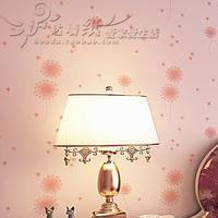 papel de parede Dandelion flower garden non-woven fabric sofa TV bedroom sitting room background wallpaper for walls tapete roll