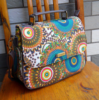 2014 NEW !! Desigual sac Women Handbag woman's shoulder bag woman's wallet Messenger Bag Canvas bag Free shipping