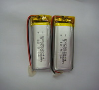 fast shipping  9*20*44mm(092044) 720mAH 3.7V rechargeable li-polymer battery cell with PCM and wires,50pcs/lot