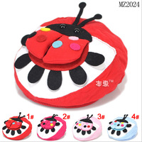 2014 Autumn Baby Berets Hats Ifant Ladybug Modeling Beret Caps Kids Accessories Free Shipping 5 PCS