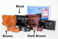 FOR canon digital camera Case for canon IXUS 120 110 130HS Camera Bags