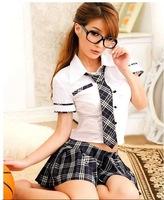 Pure Role-playing Uniforms Temptation ,Female Fantasy School Uniforms Sexy Underwear Free Shipping #SU013