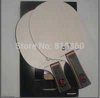2PCS-STIGA Crystal Carbo 7 table tennis racket CC7 pingpong balde